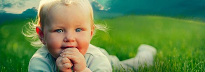 Chiropractic Denver NC cute-baby